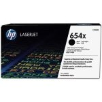 HP Cartucho de tóner original LaserJet 654X de alta capacidad negro