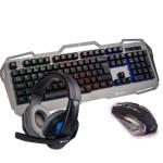 NGS Gaming Pack GBX-1500 Teclado + Ratón + Auriculares