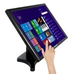 """Iggual Monitor 19"""" TFT LCD Táctil a Color para TPV"""