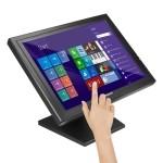 """Iggual Monitor 15"""" TFT LCD Táctil a Color para TPV"""