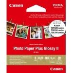 Papel canon foto pp-201 2311b070 9x9