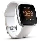 Fitbit Versa Lite Pulsera de Actividad Blanco/Plateado