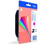 CARTUCHO TINTA BROTHER LC223MBP MAGENTA 550