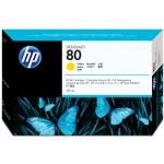 HP Cartucho de tinta DesignJet 80 amarillo de 175 ml