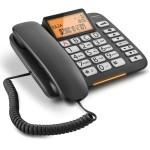 Telefono fijo gigaset dl580 negro 99