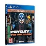 PayDay 2 The Big Score Edition para PS4