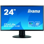 "iiyama ProLite XB2481HS-B1 23.6"" Full HD VA Mate Negro Plana pantalla para PC LED display"
