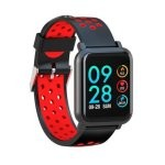 Leotec Sport Bip Running Reloj Deportivo Rojo