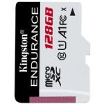 KINGSTON / TARJETA DE MEMORIA MICRO SD ENDURANCE / 128 GB / Clase 10 UHS-I