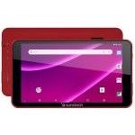 TABLET SUNSTECH TAB781 RED - QC 1.2GHZ - 1GB RAM - 8GB - 7'/17.7CM 1024*600 - ANDROID 8.1 - CAM VGA - BAT 2400MAH