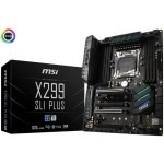 PLACA MSI X299 SLI PLUS