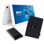 BUNDLE TABLET 3GO GT10K3IPS + TRAV5 + FUNDA NEGRA