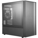 TORRE MICRO ATX COOLERMASTER MASTERBOX NR400 BK CRISTAL TEM