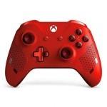 Microsoft Mando Wireless Edicion Sport Red