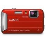 Panasonic Lumix DMC-FT30 16.1MP Rojo