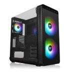 Thermaltake View 37 ARGB Edition USB 3.0 Negra con Ventana