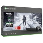 Xbox One X 1TB + Metro Exodus Collection