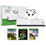 Xbox One S 1TB All Digital + Minecraft+ Forza Horizon 3 + Sea of Thieves + 1 Mes Xbox Live Gold