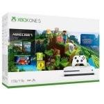 Microsoft Xbox One S 1TB + Minecraft Collection