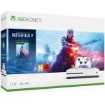 Microsoft Xbox One Consola S 1TB + Battlefield V