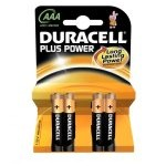 Duracell Ultra Power Pack 4 Pilas AAA 1.5V