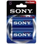 Sony AM1B2 Pilas Alcalinas Stamina Plus D LR20 1.5V
