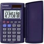 Casio HS-8VER Calculadora Básica Violeta