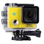 NK AC3056-FDA Videocámara Full HD Wifi Amarilla