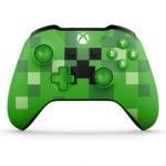 Microsoft Xbox One Gamepad Inalámbrico Minecraft Creeper