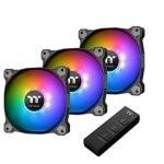 Thermaltake Pure 12 ARGB Sync Radiator Fan Pack 3 Ventiladores Edición Premium