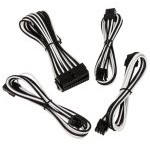 BitFenix Alchemy Kit de Cables Alimentación CPU+VGA Negro/Blanco