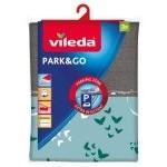Vileda Park & Go Funda de Planchar con Zona Parking
