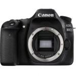 Canon EOS 80D 24.2MP Cuerpo