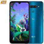 SMARTPHONE MÓVIL LG Q60 MOROCCAN BLUE - 6.26'/15.9CM IPS - CÁMARA (16+5+2)/13MP - OC 2GHZ - 64GB - 3GB RAM - 4G - BT - DUAL S
