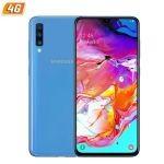 SMARTPHONE MÓVIL SAMSUNG GALAXY A70 BLUE - 6.7'/17.01CM - CAM (32+5+8)/32MP - OC (2GHZ+1.7GHZ) - 128GB - 6GB RAM - ANDROID - 4