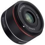 Samyang SA7061 Objetivo AF 24 mm F2.8 para Cámaras sin Espejo Sony-E