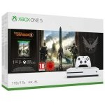 Microsoft Xbox One Consola S 1TB + The Division 2