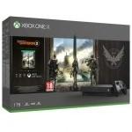 Microsoft Xbox One Consola X 1TB + The Division 2