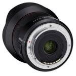 Samyang AF 14mm F2.8 EF Para Canon EF