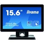 "IIYAMA PROLITE / MONITOR PANTALLA TÁCTIL / 15.6"" / 1366 x 768 / MULTI-USUARIO / NEGRO"