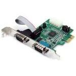 STARTECH TARJETA ADAPTADORA PCI EXPRESS PCIE 2 PU