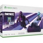 Microsoft Xbox One S 1TB Fortnite Battle Royale Edición Especial