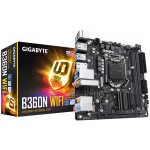 PLACA BASE GIGABYTE B360N WIFI 1151 MINI ITX 2XDDR4