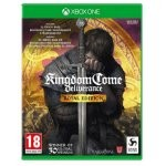 Kingdom Come Deliverance Royal Edition Edition Xbox One