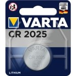 Pila boton varta litio cr - 2025 3v