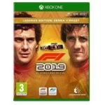 Formula 1 2019 Legends Edition Xbox One