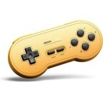 8Bitdo SN30 GP Gamepad PC/Nintendo Switch Amarillo