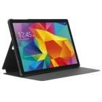 "Mobilis Origine Funda Negra para Samsung Galaxy Tab S4 10.5"""