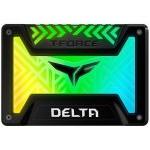 DISCO DURO 2.5 SSD 250GB SATA3 TEAMGROUP TFORCE DELTA RGB