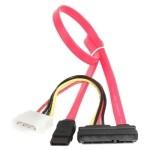 Gembird Cable SATA III Data y Alimentación Combo